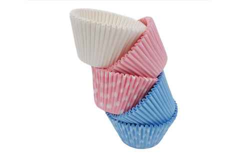 Delish Treats Cupcake Liners  (5cm bottom x 4.5cm height) - Pack of 250pcs