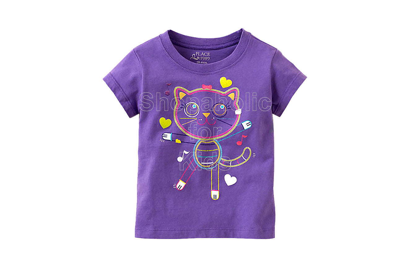 Children's Place Dancing Kitty - Shopaholic for Kids
