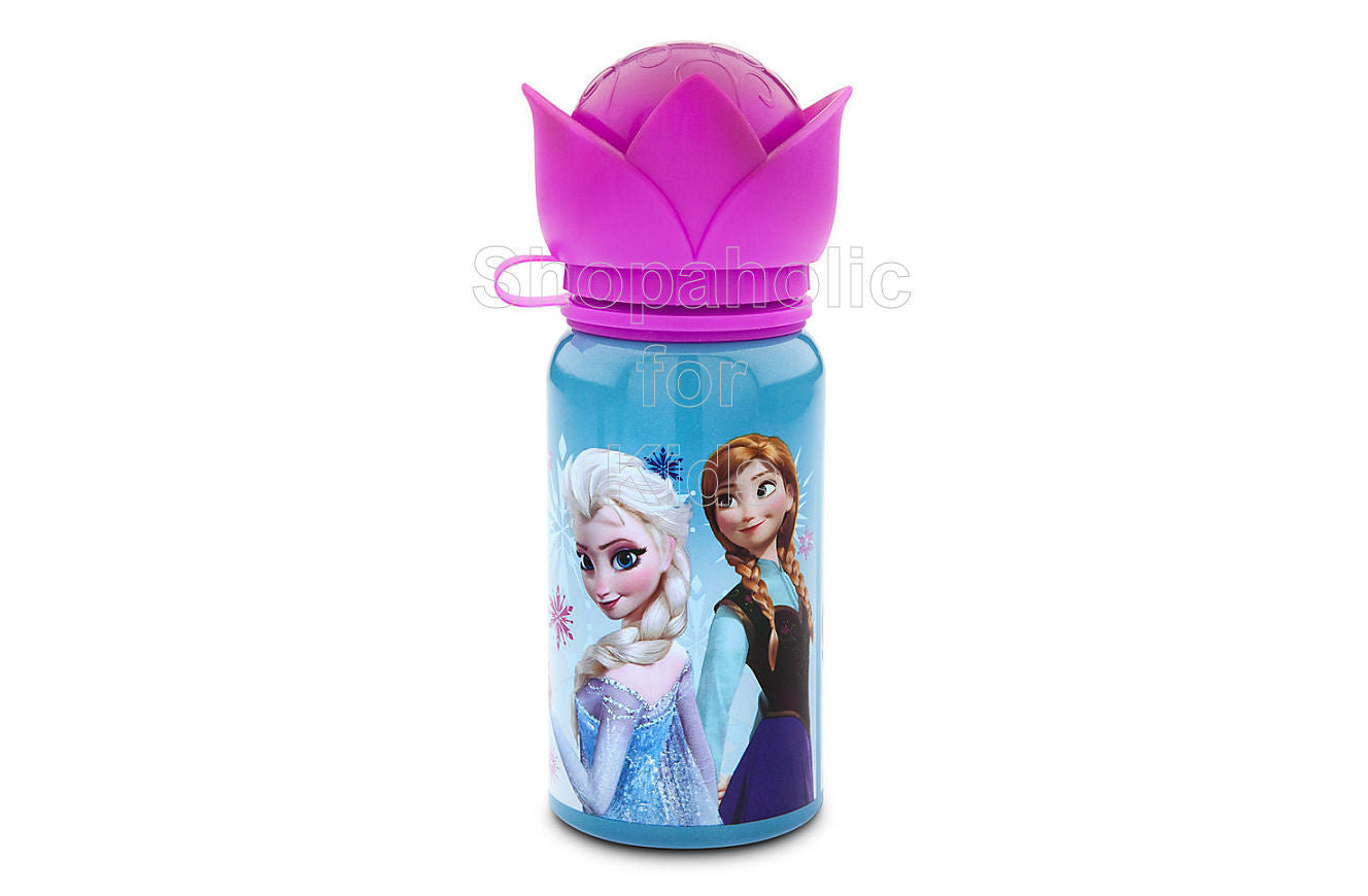 Frozen Aluminum Water Bottle - Shopaholic for Kids