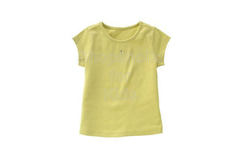 Gymboree Beach Shack Pale Green Tee