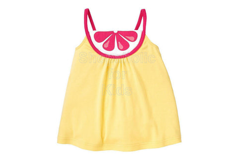 Gymboree Citrus Cooler Swing Top