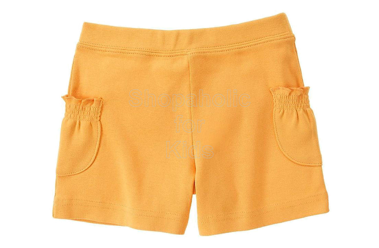 Gymboree Glamour Safari Pocket Shorts