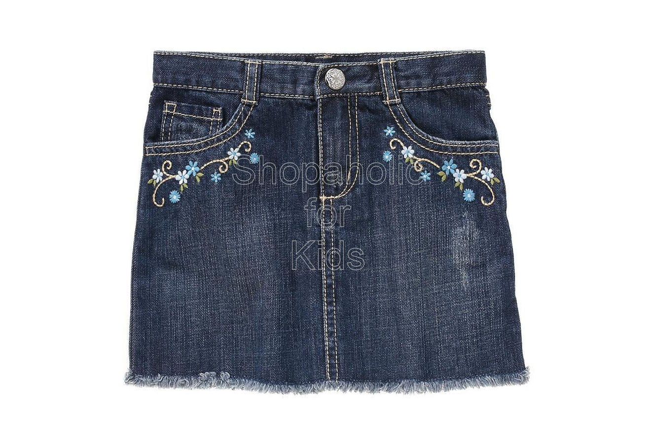 Gymboree Malibu Cowgirl Skirt