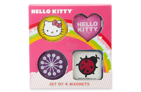 Hello Kitty Magnet Set