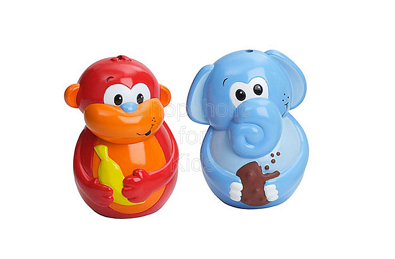 Infantino Zoo Zoo Shakers (Set of 2pcs)