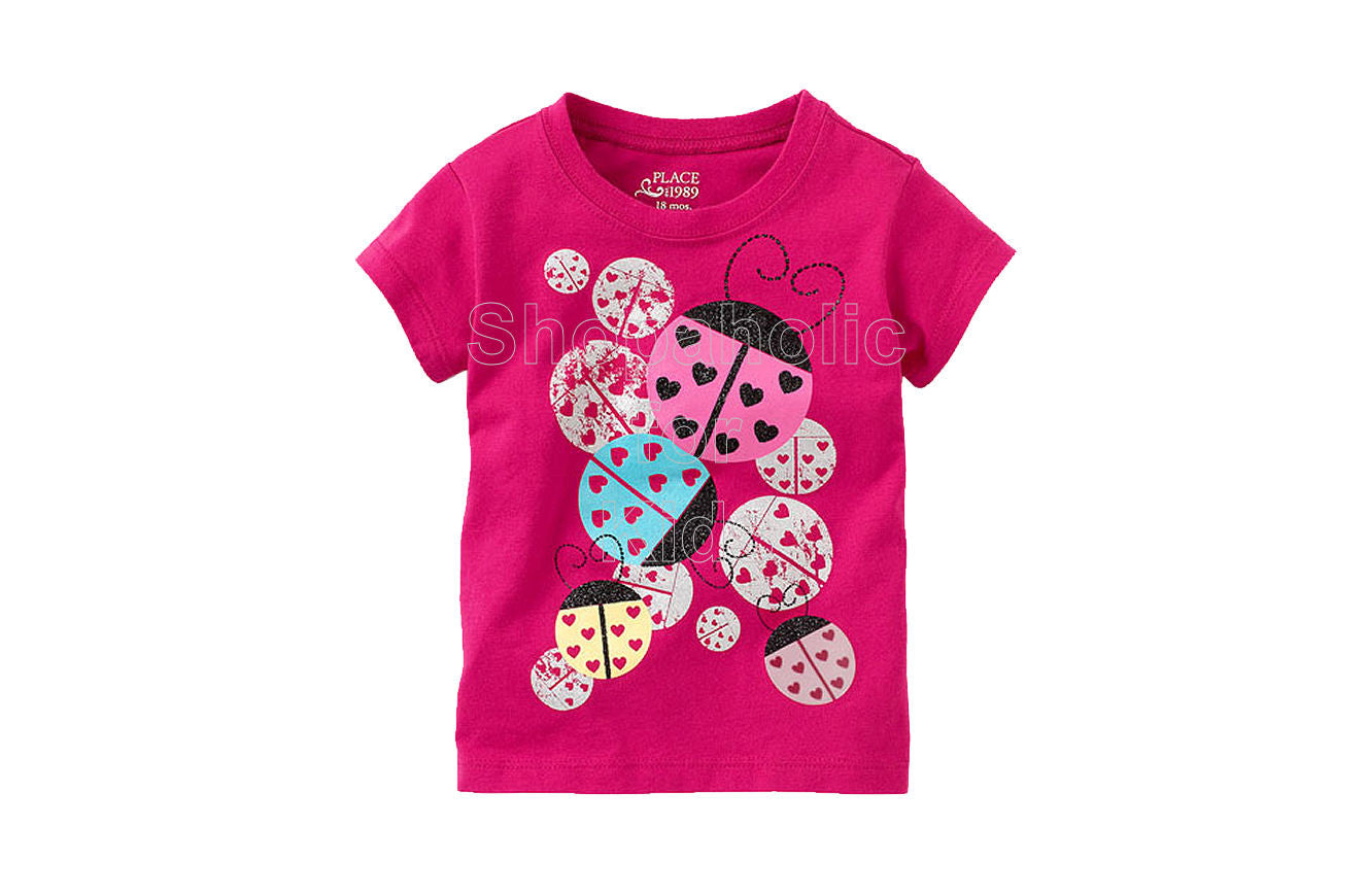 Children's Place Lady Bugs - Shopaholic for Kids