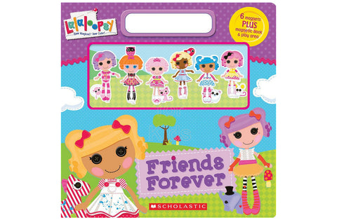 Lalaloopsy: Friends Forever Magnetic Book