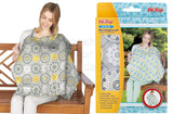 Nuby Nursing Cover (Grey Medallion)