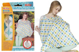 Nuby Nursing Cover (Blue-Green)