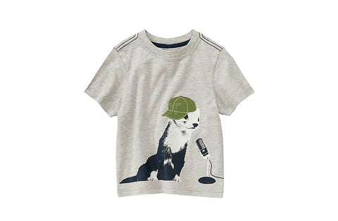 Crazy8 Party Animal Graphic Tee