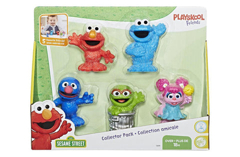 Playskool Friends Sesame Street Collector Pack
