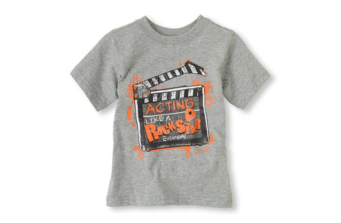 Children's Place Rock Star Graphic Tee