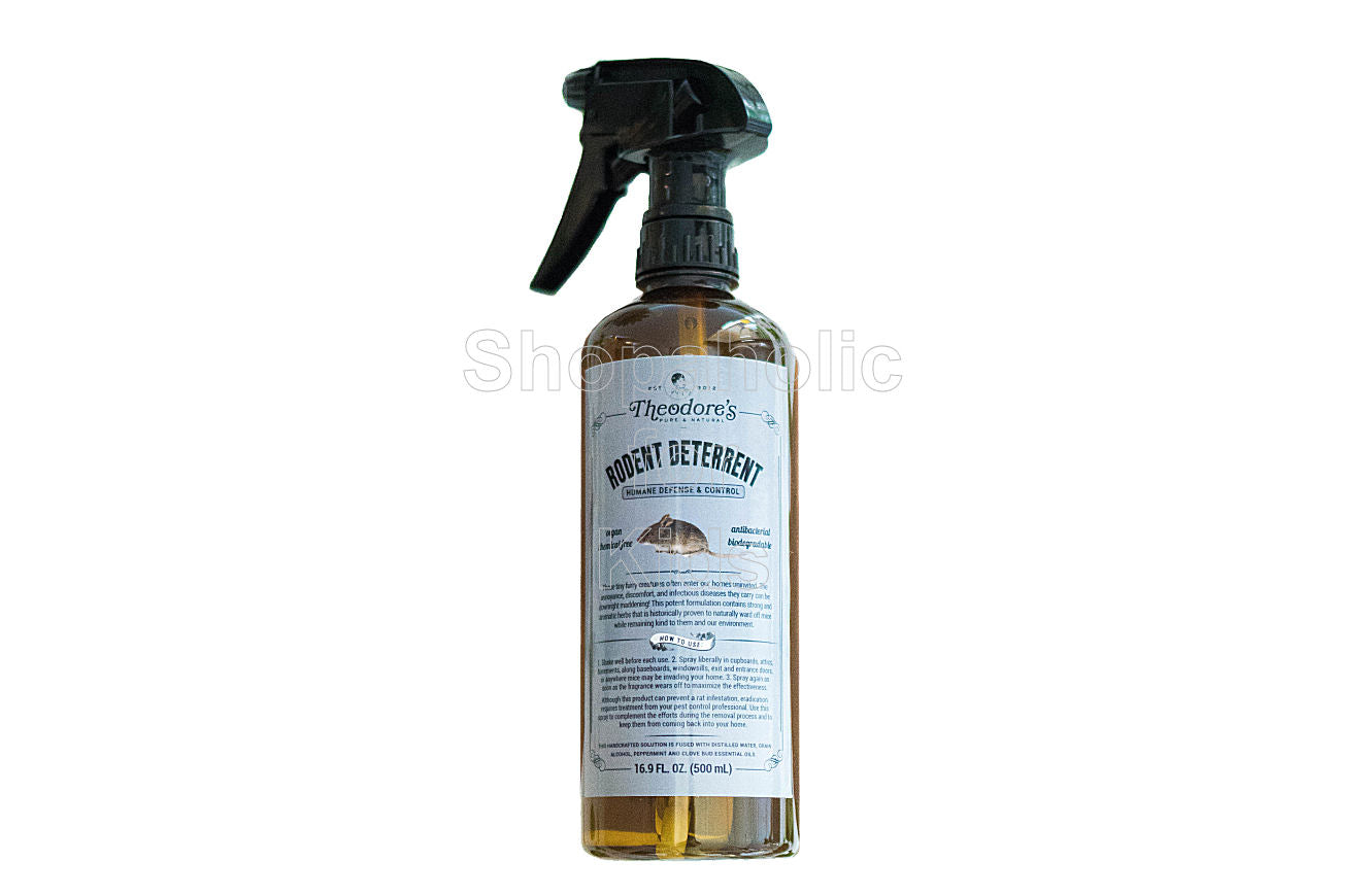 Theodore's Home Care Pure Natural Rodent Deterrent