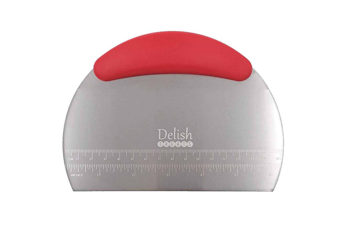 Delish Treats Dough Cutter / Scraper - Shopaholic for Kids