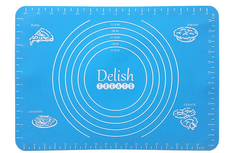 Delish Treats Silicone Mat