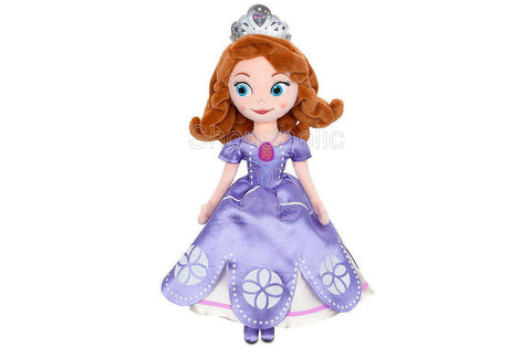 Sofia the First Plush