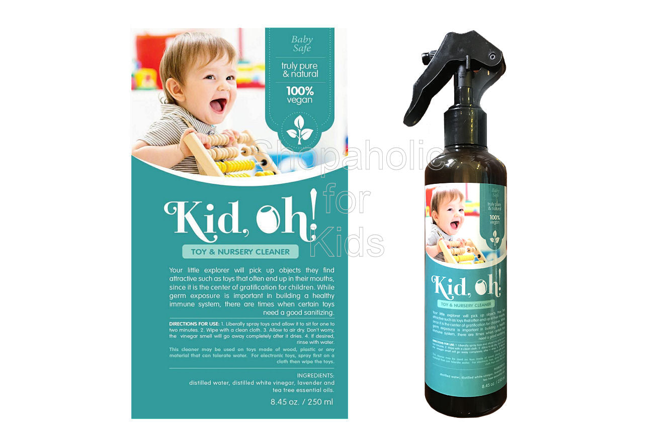 Kid Oh!  Toy and Nursery Cleaner - Shopaholic for Kids