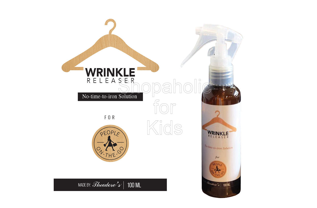 Theodore's Home Care Pure Natural Wrinkle Releaser - Shopaholic for Kids