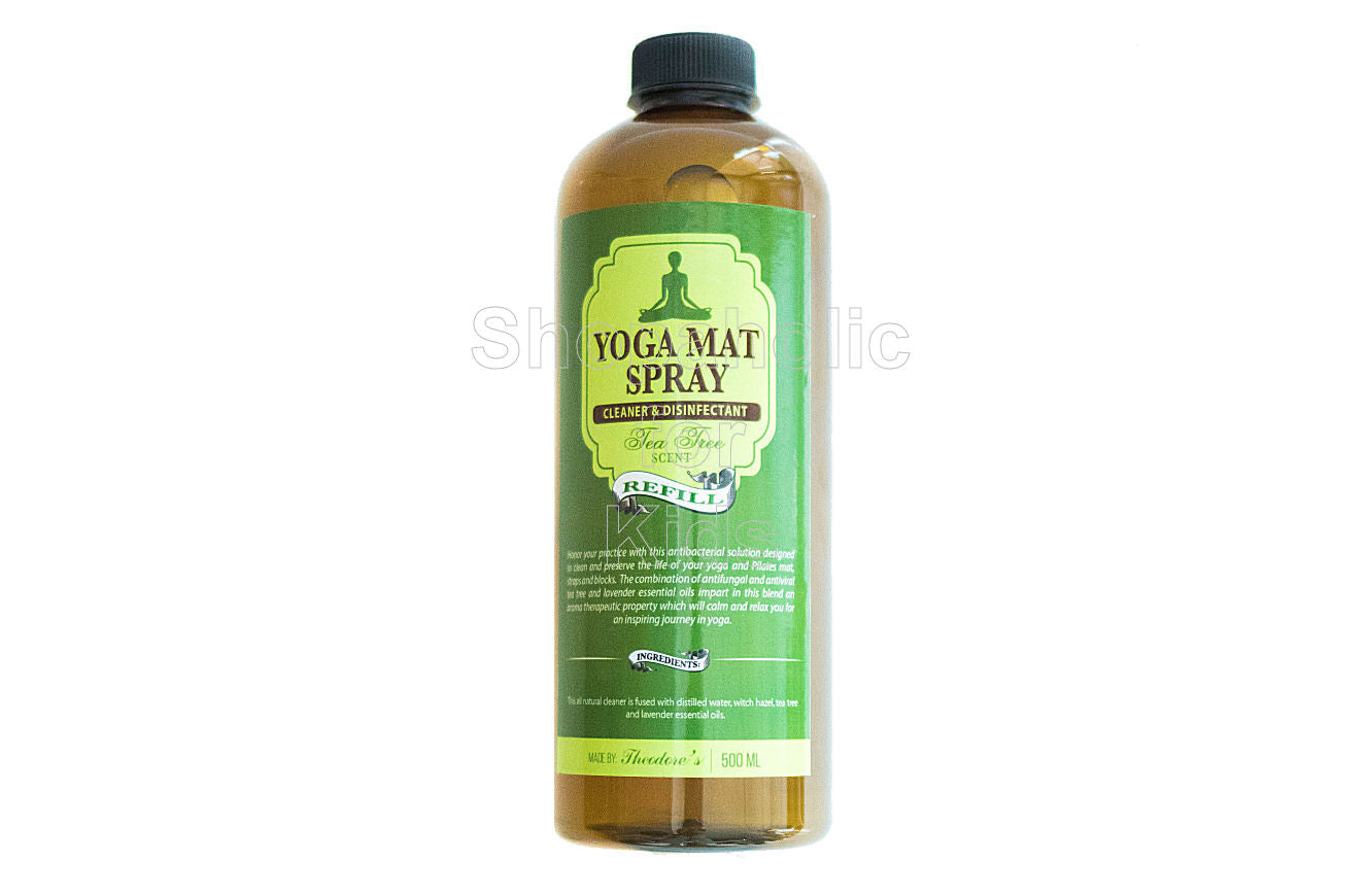 Theodore's Home Care Pure Natural Yoga Mat Spray