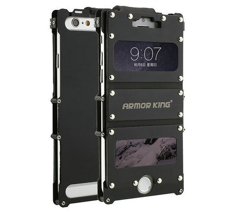 Armor King series for iPhone