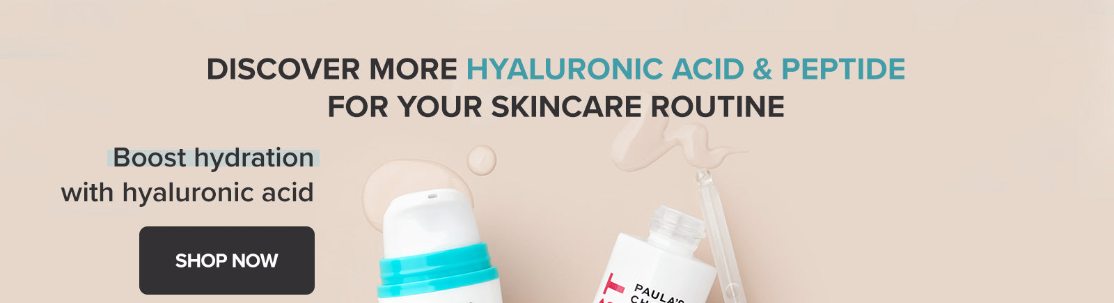 Discover Our Hyaluronic Acid Collection