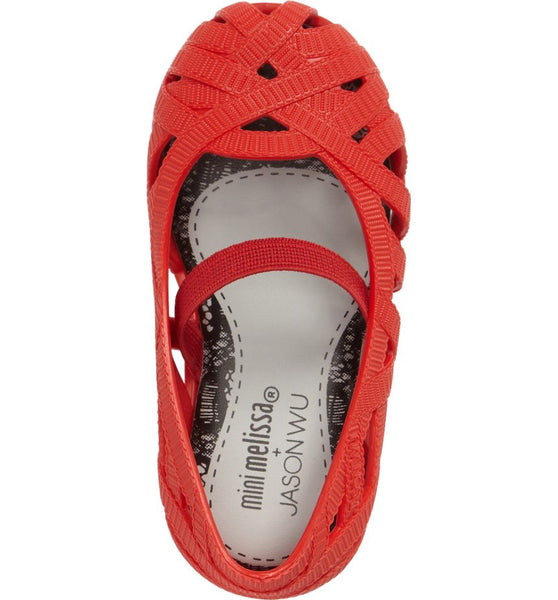 Mini Melissa Jean Jason WU Red