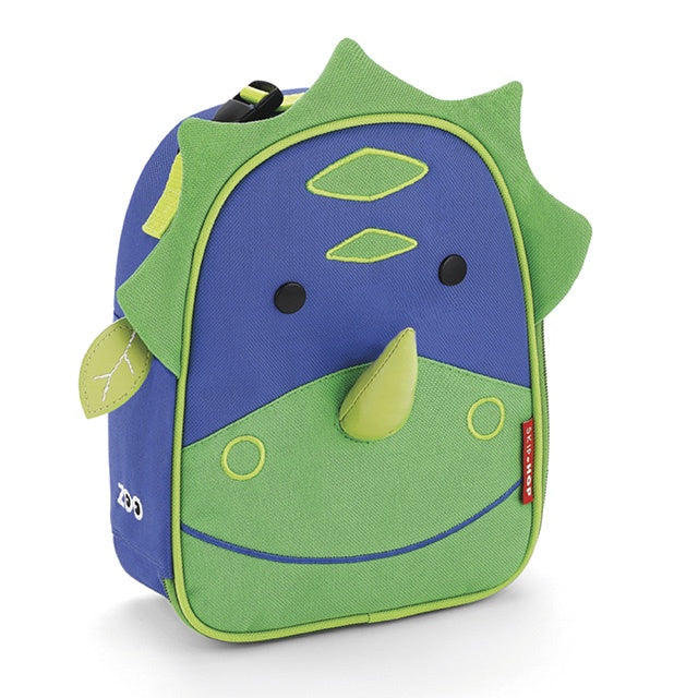 Skip Hop Zoo Insulated Lunch Bag - Dinosaur
