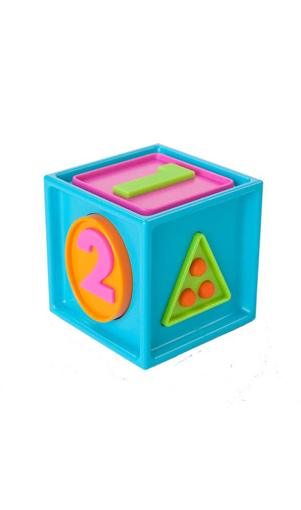 Fat Brain Smarty Cube 1-2-3