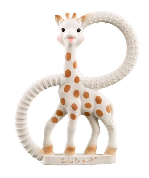 Calisson Sophie La GIrafe So'Pure Teething Ring