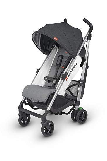 Uppababy G-LUXE Stroller - Jordan (Charcoal)