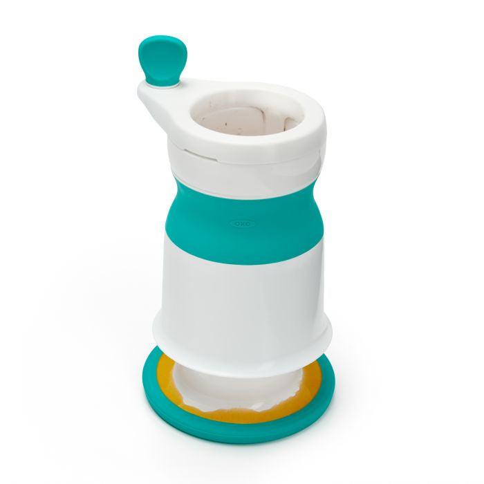 OXO Baby Food Mill - Teal