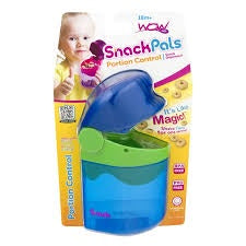 Wow Gear Snack Pals Snack Dispenser - Blue / Green