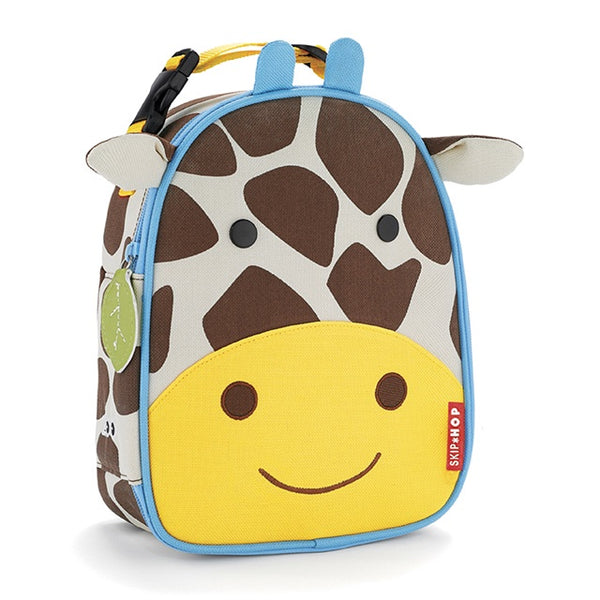 Skip Hop Zoo Insulated Lunch Bag - Giraffe