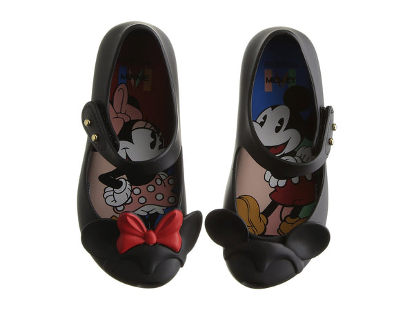 Mini Melissa UltraGirl Disney Black