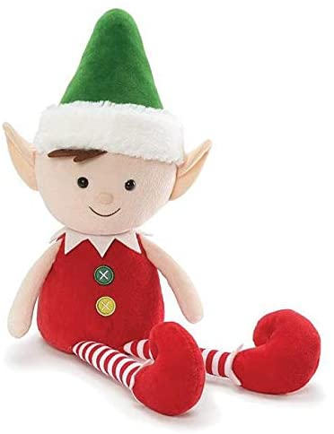 Gund Buttons the Elf