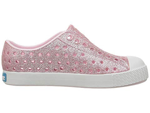 Native Jefferson Bling - Milk Pink Bling / Shell White / C9