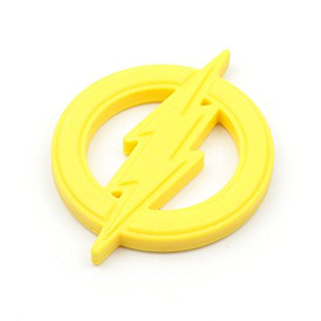 Bumkins Silicone Teether - The Flash
