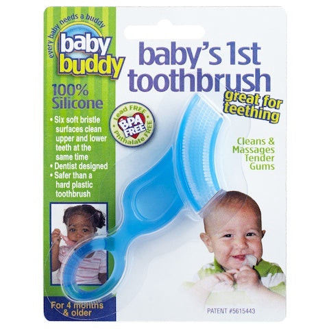Baby's 1st Toothbrush Blue