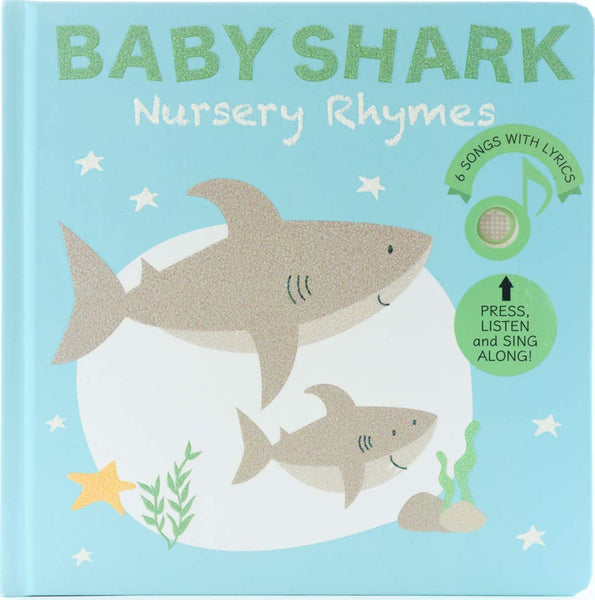 Cali's Books Baby Shark Nursery Rhymes