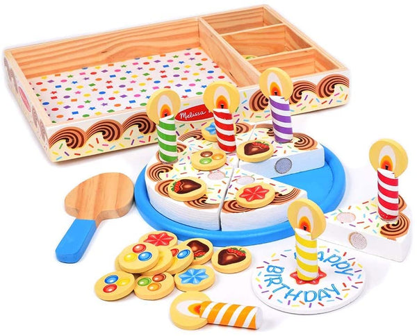 Melissa & Doug Birthday Cake Party