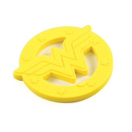 Bumkins Silicone Teether - Wonder Woman