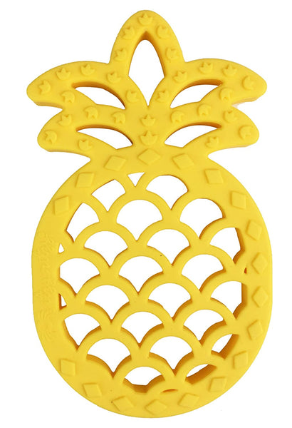 Itzy Ritzy Silicone Teether - Pineapple