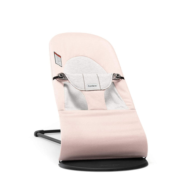 Baby Bjorn Bouncer Balance Soft - Pink/Light Grey