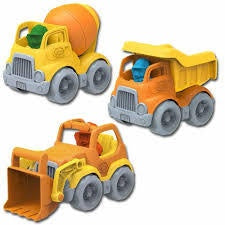 Construction Truck Assortment