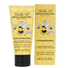 Bella B Mom Nipple Nurture Butter - 2oz Tube