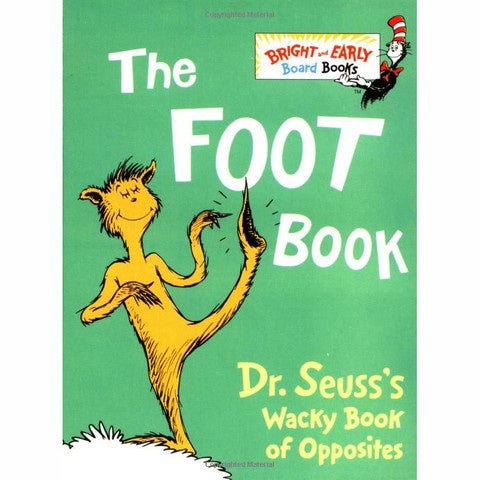 The Foot Book BBR