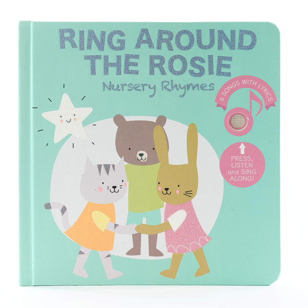 Cali's Books Ring Around the Rosie Nursery Rhymes