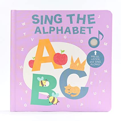 Cali's Books Sing the Alphabet