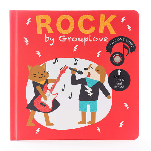 Cali's Books Rock by Grouplove
