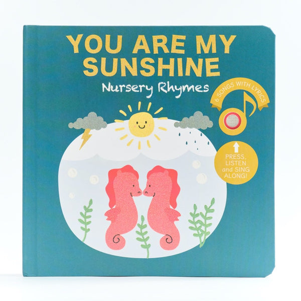 Cali's Books You Are My Sunshine Nursery Rhymes